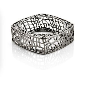 Jewelmint birdcage bangle